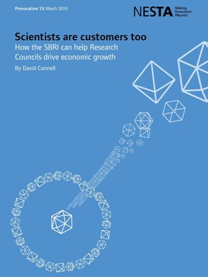 Scientists are Customers too